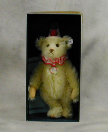 Steiff Teddy Clown. $295.00