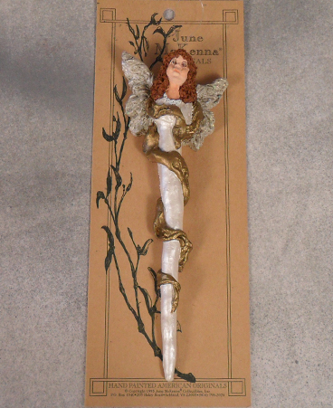 June McKenna Icicle Angel Redhead $17.00