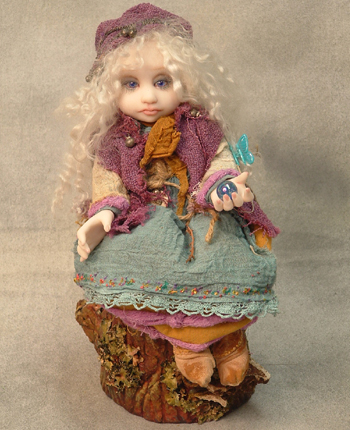 Gail Lackey's Gypsy Girl $1560.00